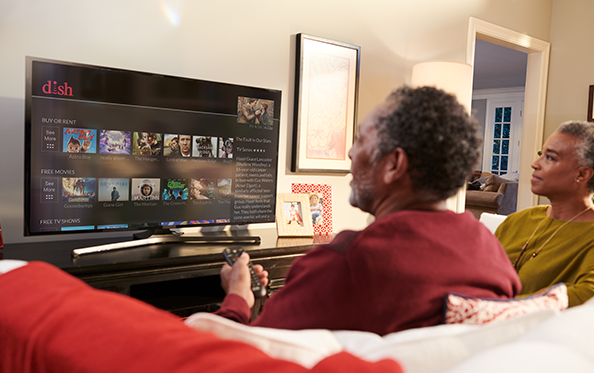 Customers 55+ Receive their first On Demand Movie Rental FREE Each Month from Image Communications in Knoxville, TN