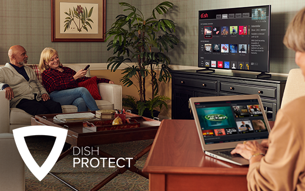 Get DISH Protect from Image Communications in Knoxville, TN