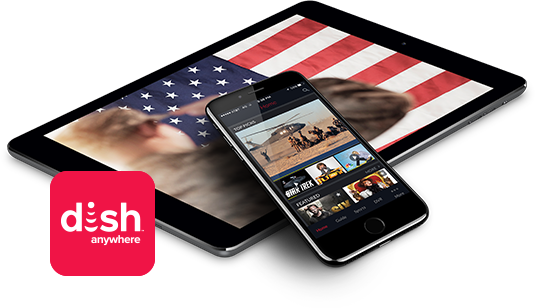 DISH Anywhere from Image Communications in Knoxville, TN - A DISH Authorized Retailer